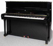 Klavier Steinway Sons Z-114 schwarz