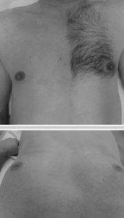 Massagen u Körperbehandlungen für Männer