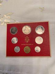 Münzen Vatikan PAOLO VI Serie