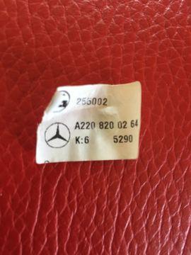 Rückleuchte Mercedes Benz S Klasse: Kleinanzeigen aus Starnberg - Rubrik Mercedes-Teile