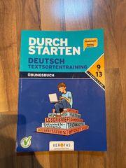 Durchstarten Deutsch Textorientierung Matura