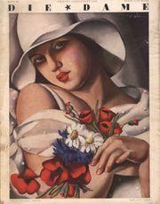 Zeitschrift DIE DAME von 1912
