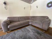 Sofa Couchgarnitur mit Sessel