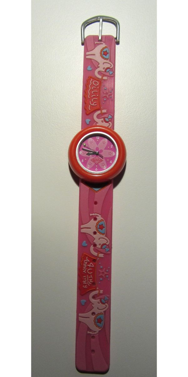 Mädchen- Kinder-Armbanduhr Oilily