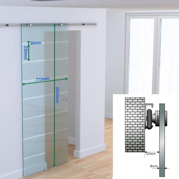 Glas-Schiebetür für Badezimmer etc. in Nürnberg - Bad, Einrichtung ...