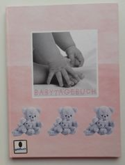 Baby Tagebuch in Rose neuwertig
