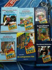 TKKG Bücher