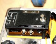foodswitch Guitar Pedal DS