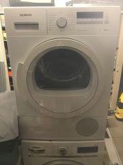 Siemens iQ700 WT46W261 Wärmepumpentrockner A