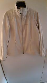 Schöffel Jacke beige Größe 38