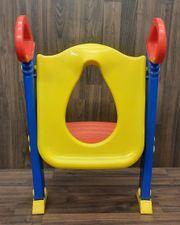 Toilettentrainer Rutschfest Toilettensitz mit Treppe