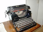 Schreibmaschine Triumph mechanisch