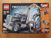 LEGO Technic - Holztransporter 9397