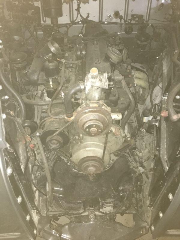 Bentley S 1 Motor BJ