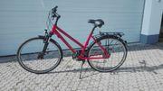 Neues VeloDEVille C200 Trapezrahmen Damenrad