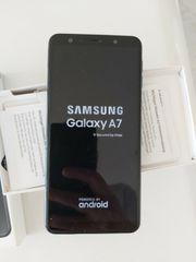 Samsung A7 Black Duos 64