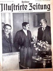 1931 Originale Berliner Illustrierte