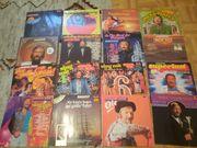 62 Schallplatten Vinyl u a