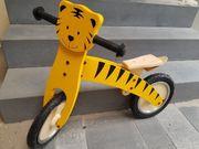 Neu - Laufrad aus Holz Janosch