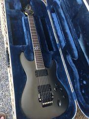 Ibanez S520EX E-Gitarre metallische grau