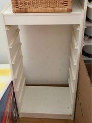 Ikea Trofast weiß