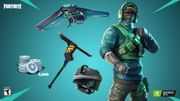 Fortnite Counterattack NVidia GeForce Skin