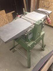 Abbricht- und Dickenhobelmaschine Hobelmaschine