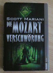 Die Mozart Verschwörung Scott Mariani