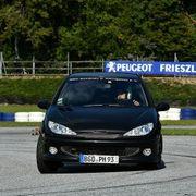 Peugeot 206 RC Slalom Bergrennen
