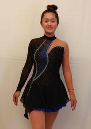 Tanzkleider Kürkleider für Tanzsport Eiskunstlauf