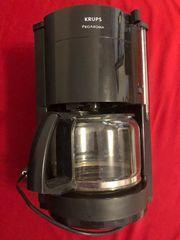 Krups Proaroma Kaffeemaschine- Filterkaffeemaschine - Filterkaffee
