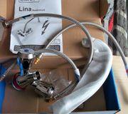 Lina Küchenarmatur Niederdruck Armatur Mischbatterie