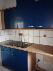 Küche sehr gepflegt inkl Glasspülbecken