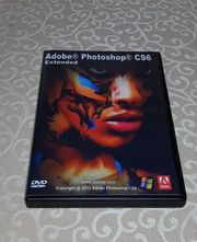 Photoshop CS6 Extended software Deutsche