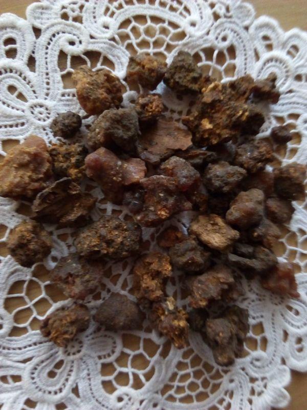 Räucher- Myrrhe