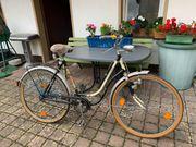 Ein Herren oder ein Damenrad