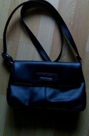 schwarze Damen - Handtasche