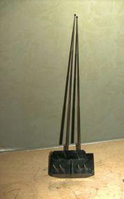 Doppel Radio Antenne