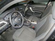 BMW 116i F20 136PS schwarz