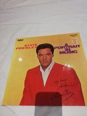 Vinyl Platte Elvis Presley A