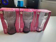 Coca Cola Gläser 2020 pink