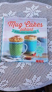 Neuwertiges modernes Backbuch Mug Cakes