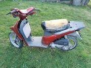 4 Bastlerfahrzeuge Motorroller