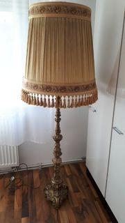 Stehlampe Messing 12 kg 180