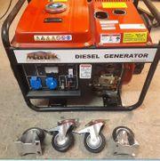 Notstromaggregat Diesel 230V