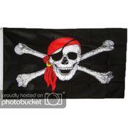 NEU Piraten Flagge 150 x