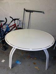 Tisch für Terrasse mit 2
