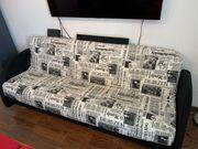 Schlafsofa Schlafcouch Sofa Couch Bett