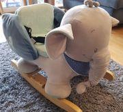Schaukeltier NATTOU Jack der Elefant