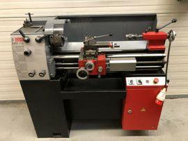 Leit- und Zugspindeldrehmaschine Emco Maximat Super 11 Big Bore CE-Norm